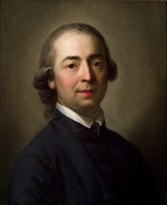 Porträt Johann Gottfried Herder [ Herkunft/Rechte: Gleimhaus Halberstadt (CC BY-NC-SA) ]